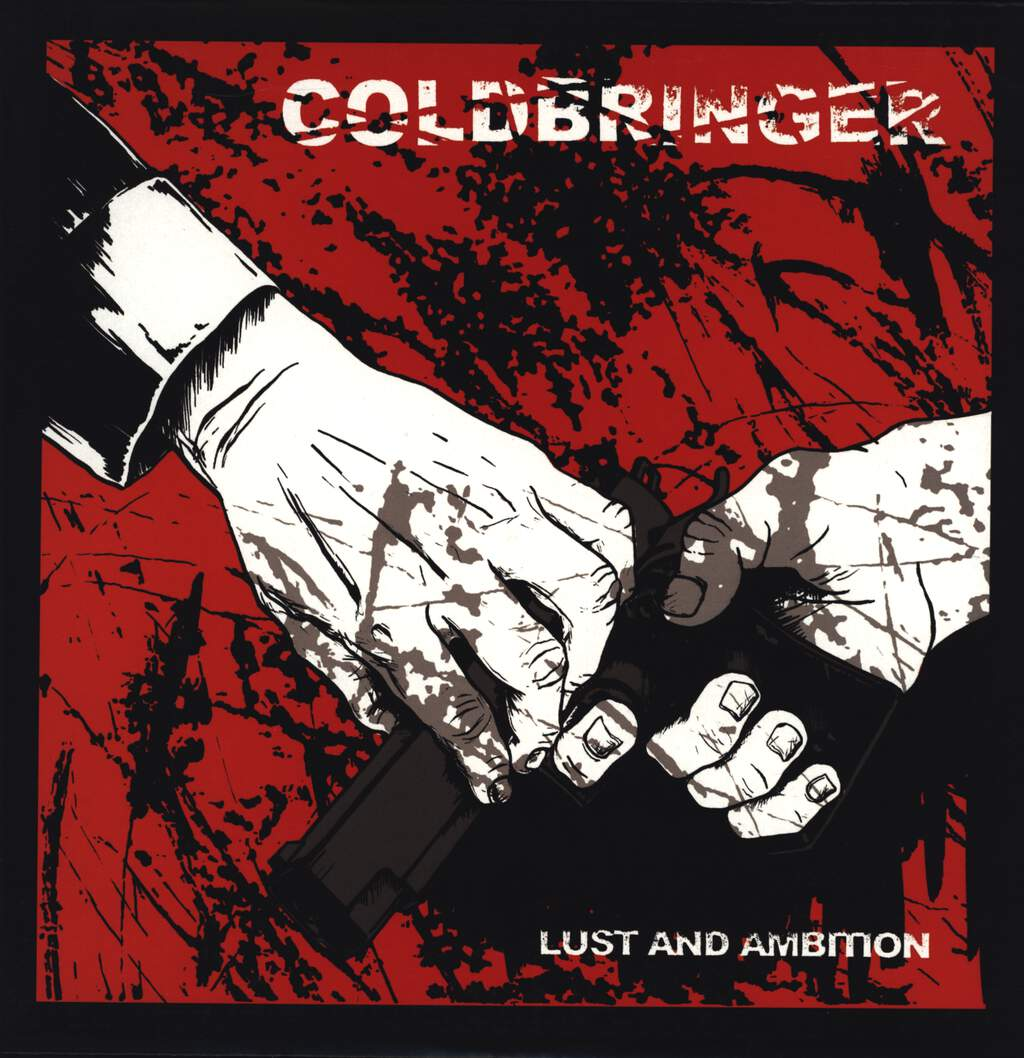 "Coldbringer: Lust And Ambition, 12"" Maxi Single (Vinyl)"