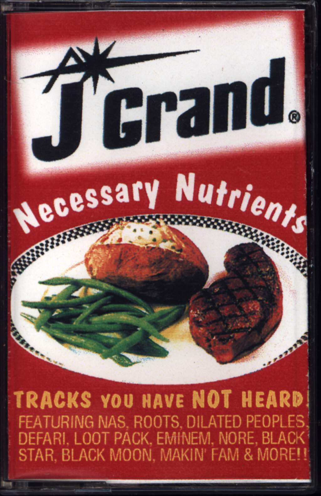 J Grand: Necessary Nutrients, Compact Cassette