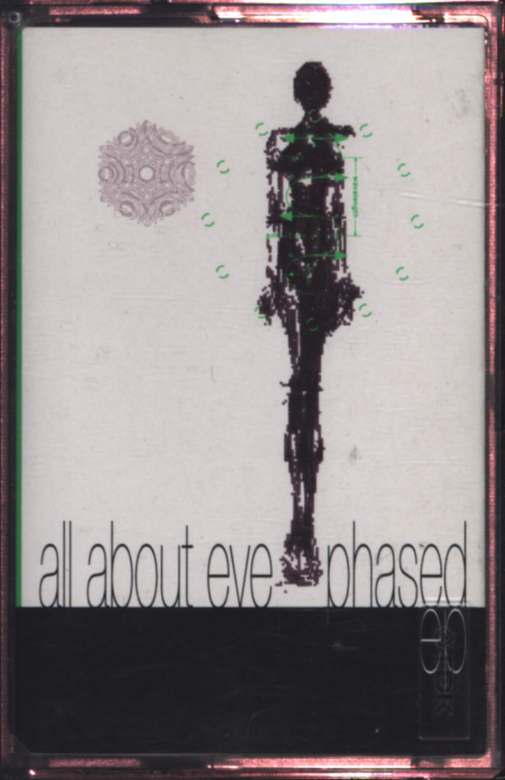All About Eve: Phased EP, Compact Cassette