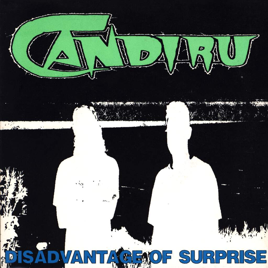 "Candiru: Disadvantage Of Surprise, 7"" Single (Vinyl)"