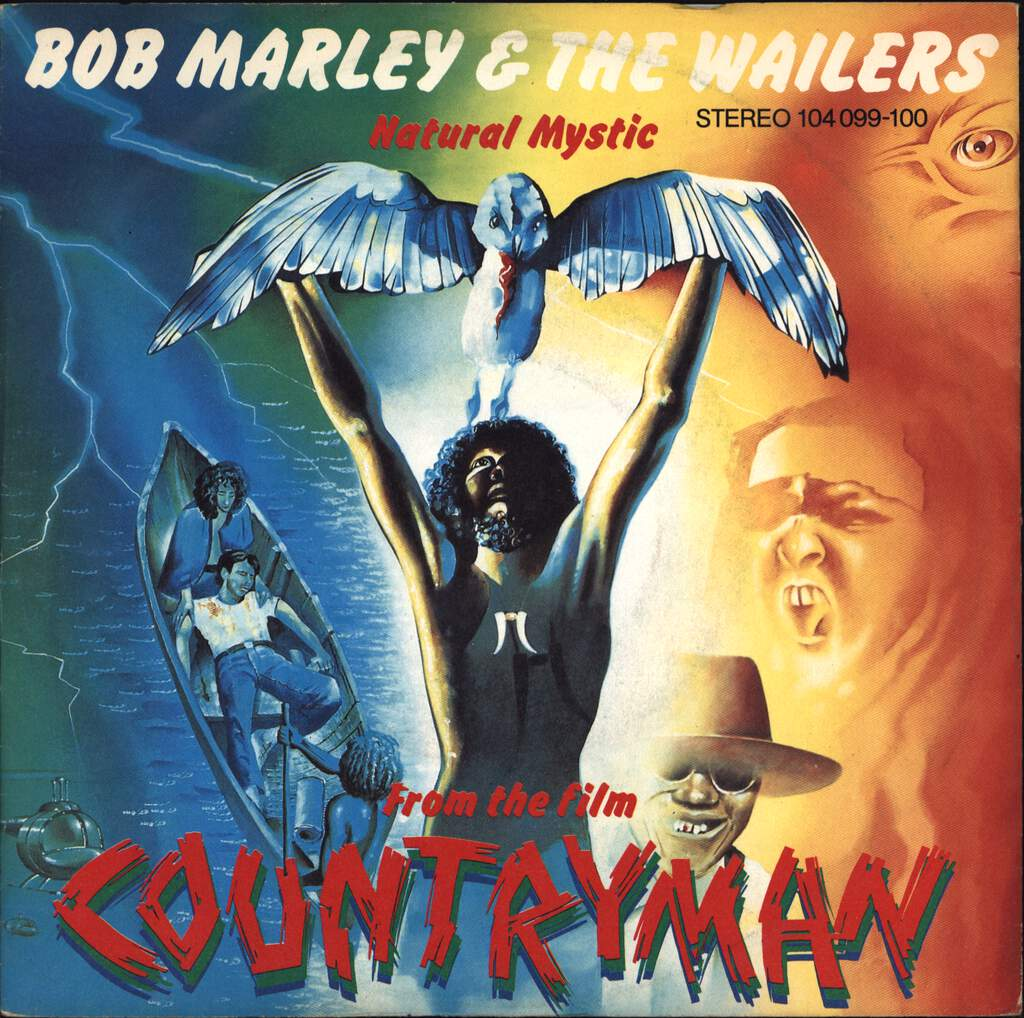 "Bob Marley & The Wailers: Natural Mystic, 7"" Single (Vinyl)"
