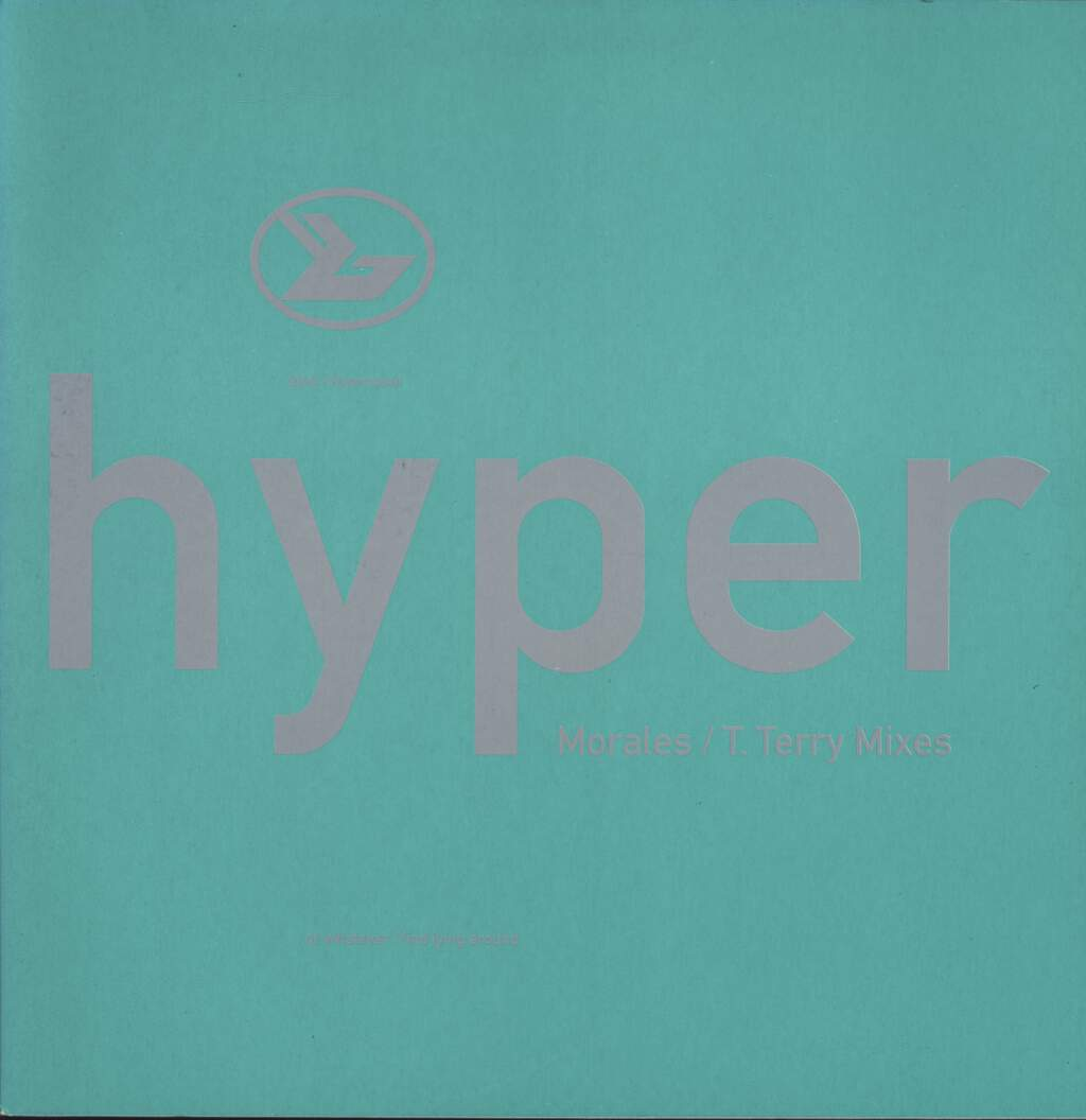 "Björk: Hyperballad (Morales / T. Terry Mixes), 12"" Maxi Single (Vinyl)"