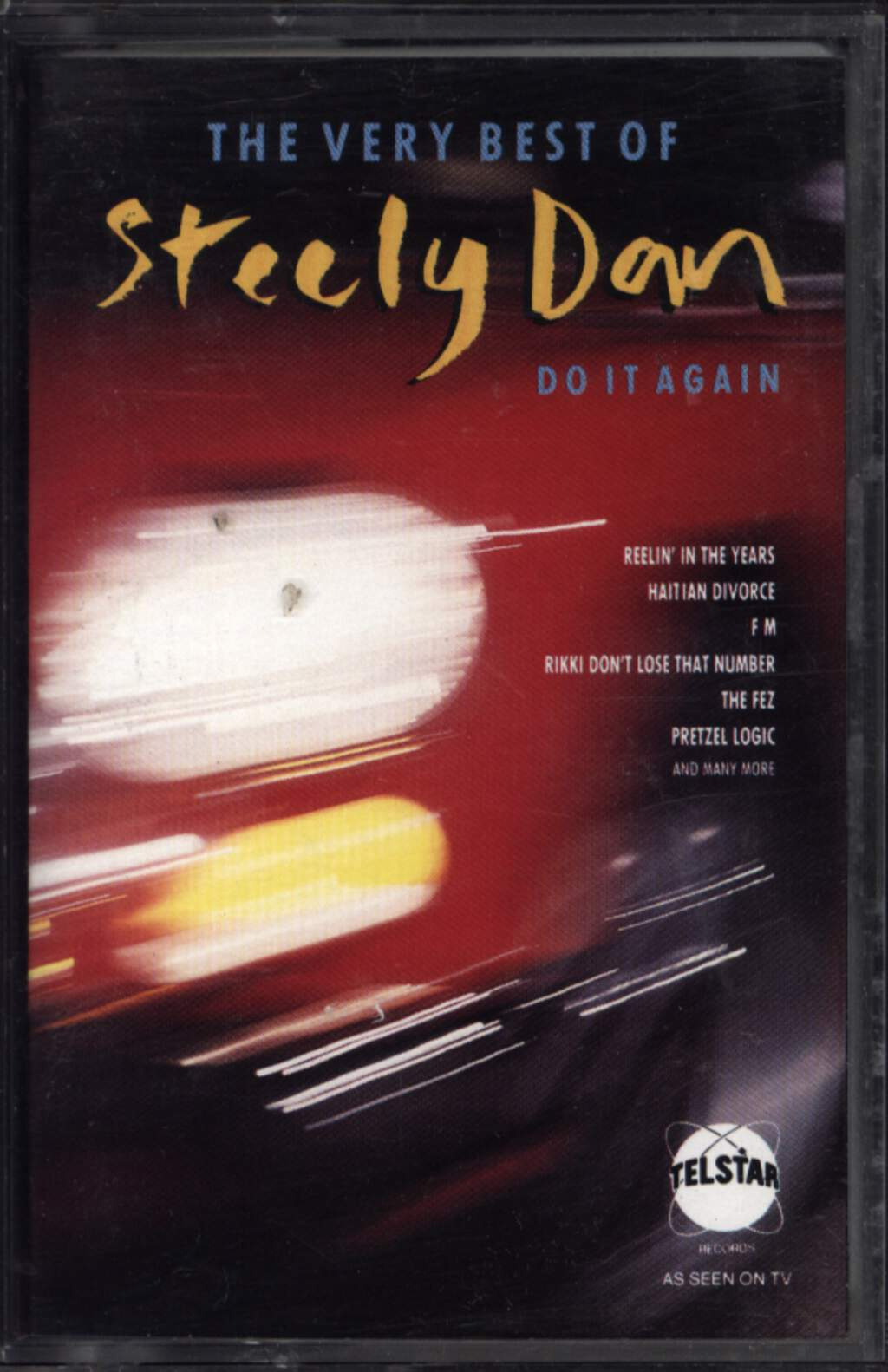 Steely Dan: The Very Best Of Steely Dan - Do It Again, Compact Cassette