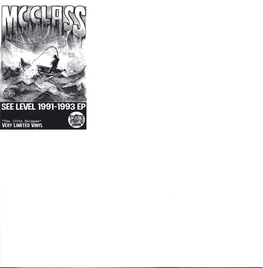 "M.C. Class: See Level 1991-1993 EP, 12"" Maxi Single (Vinyl)"