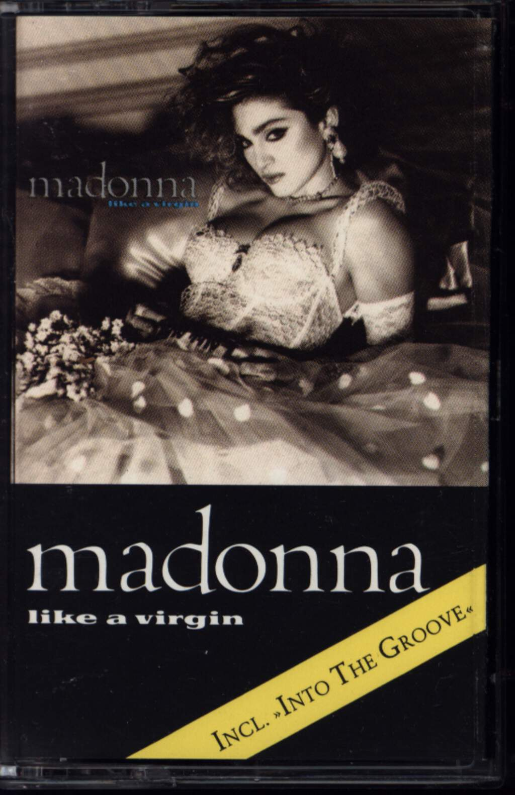 Madonna: Like A  Virgin, Compact Cassette