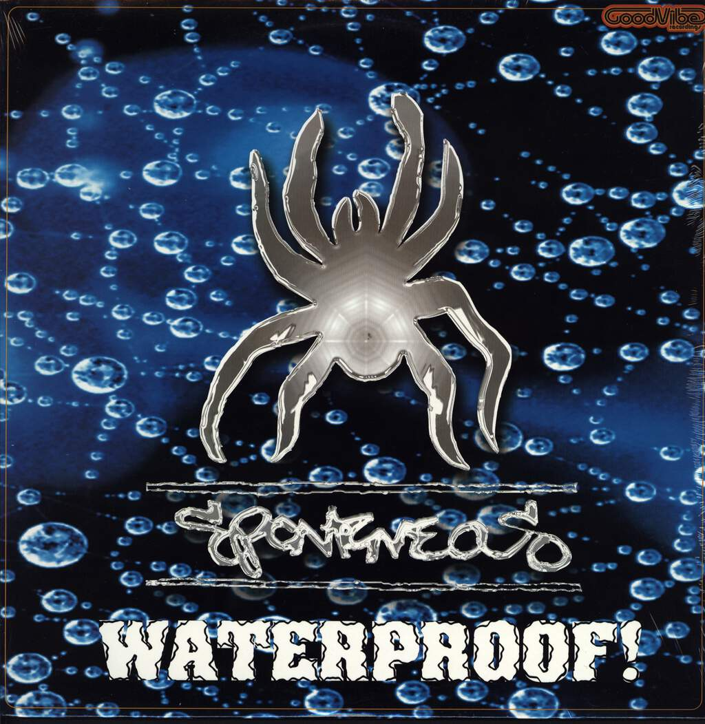 "Spontaneous: Waterproof!, 12"" Maxi Single (Vinyl)"