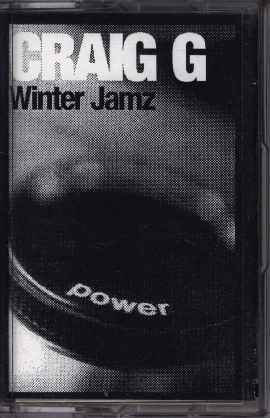 DJ Craig G: Winter Jamz, Tape