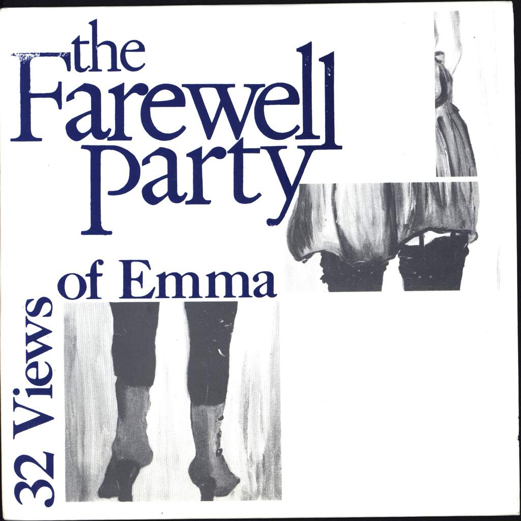 "The Farewell Party: 32 Views Of Emma, 7"" Single (Vinyl)"