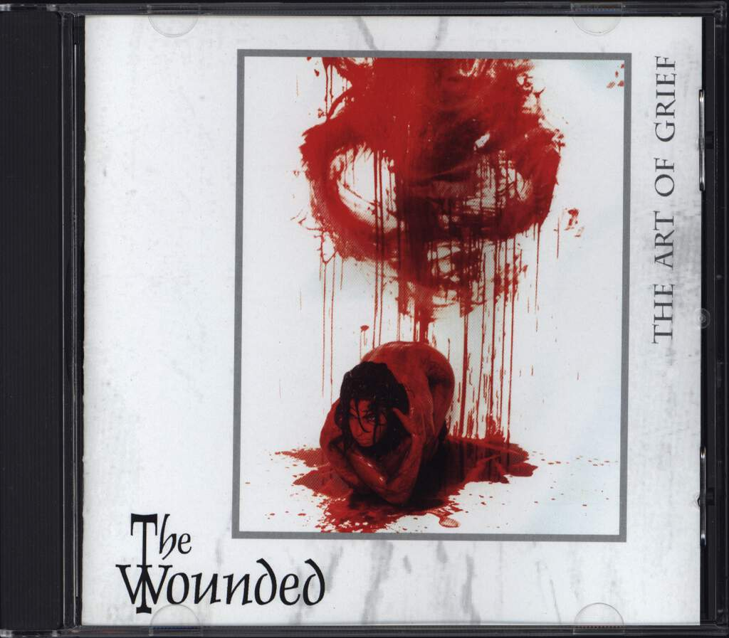 The Wounded: The Art Of Grief, CD
