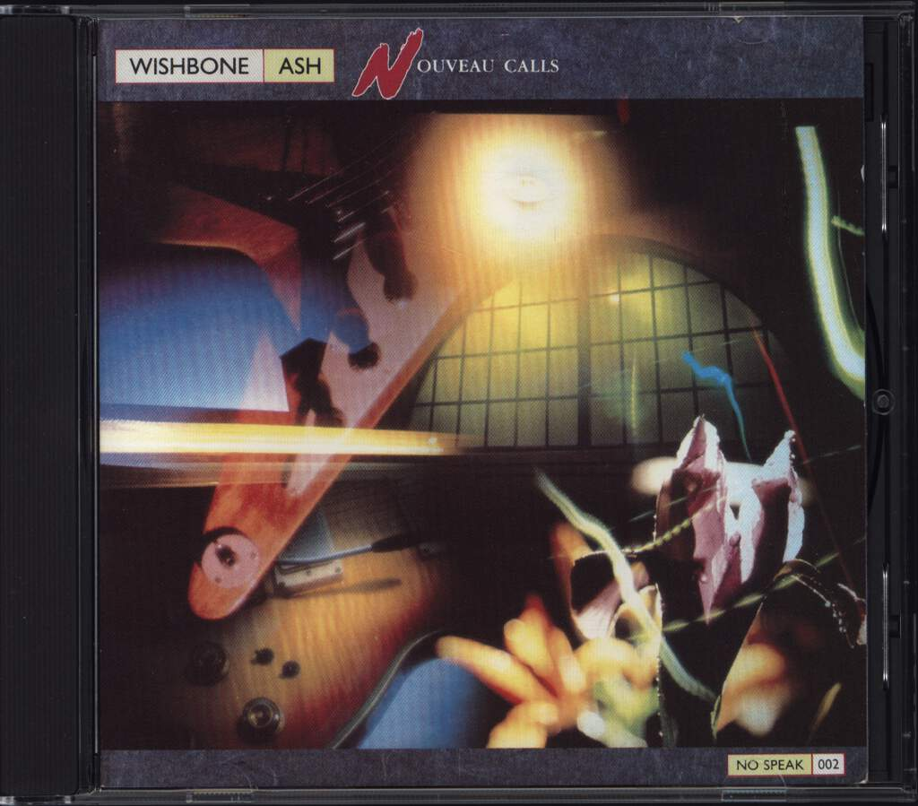 Wishbone Ash: Nouveau Calls, CD