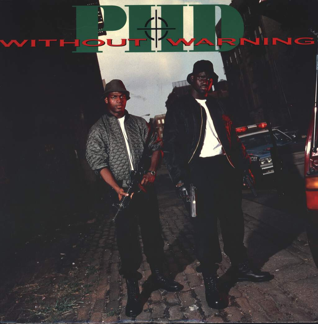 PHD: Without Warning, LP (Vinyl)