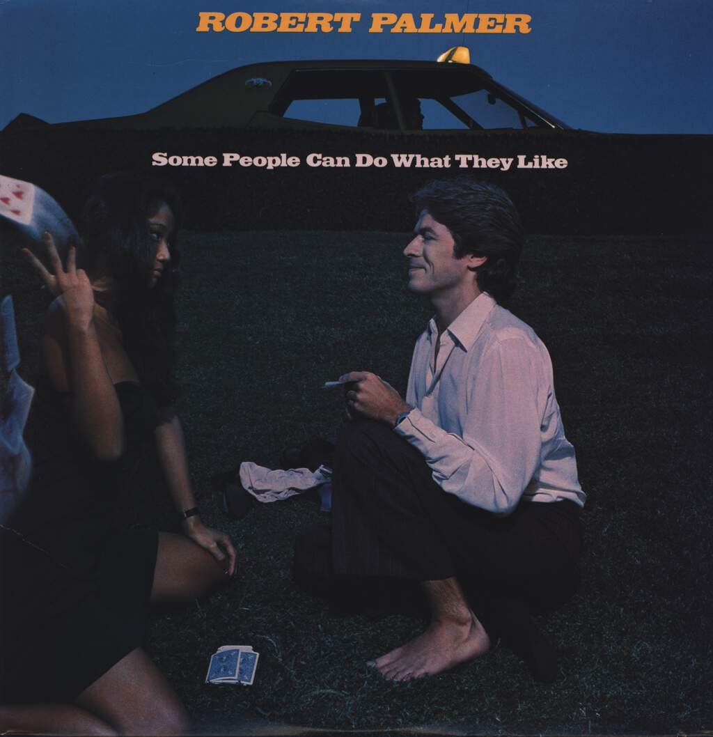 Robert Palmer: Some People Can Do What They Like, LP (Vinyl)