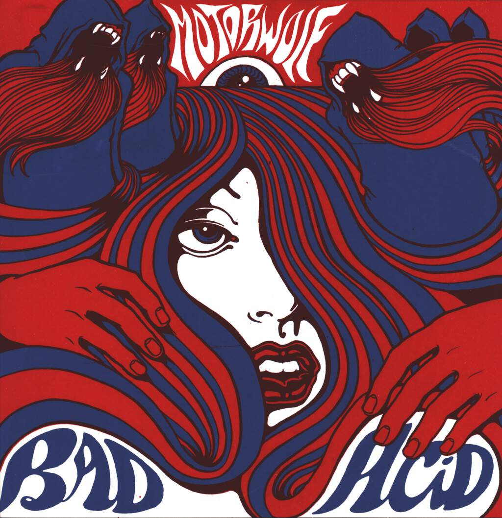 Various: Bad Acid, LP (Vinyl)