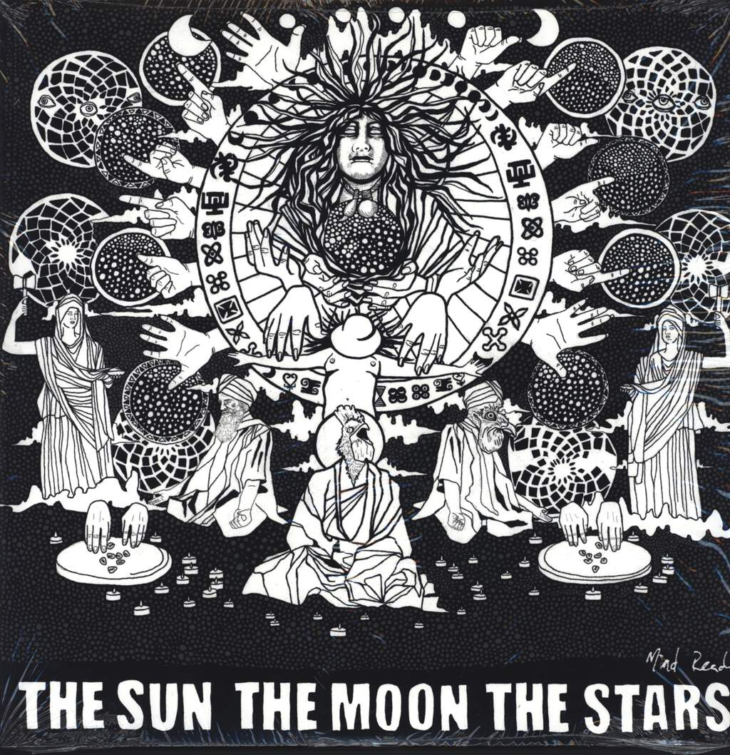 The Sun The Moon The Stars: Mind Reader, LP (Vinyl)
