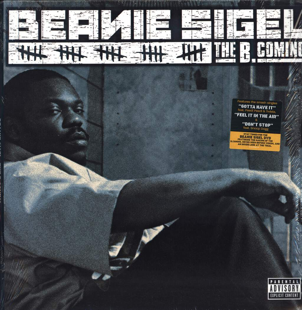 Beanie Sigel: The B.Coming, LP (Vinyl)