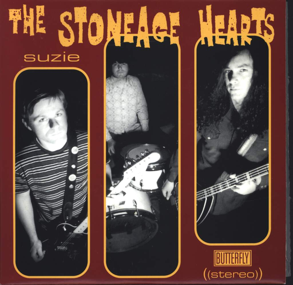 "The Stoneage Hearts: Suzie, 7"" Single (Vinyl)"