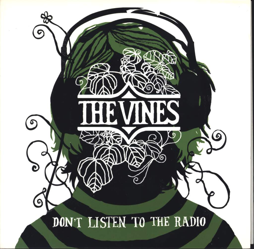 "The Vines: Don't Listen To The Radio, 7"" Single (Vinyl)"