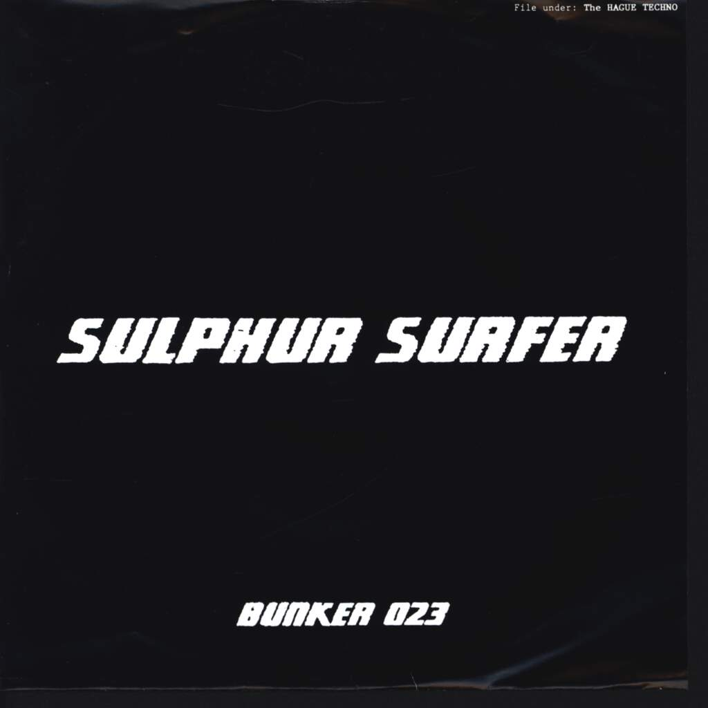 "Sulphur Surfer: Untitled, 7"" Single (Vinyl)"