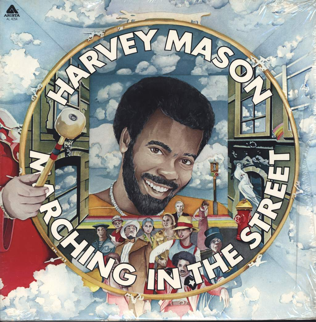 Harvey Mason: Marching In The Street, LP (Vinyl)