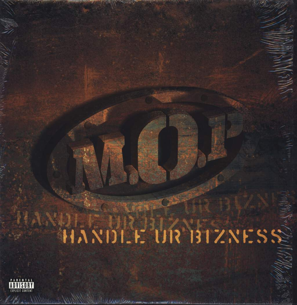 "M.O.P.: Handle Ur Bizness, 12"" Maxi Single (Vinyl)"