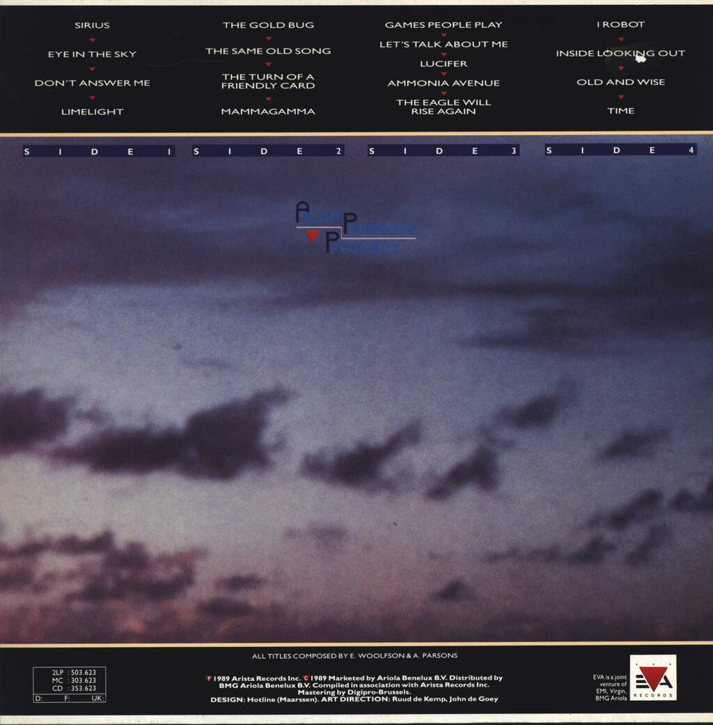 The Alan Parsons Project: Pop Classics, LP (Vinyl)