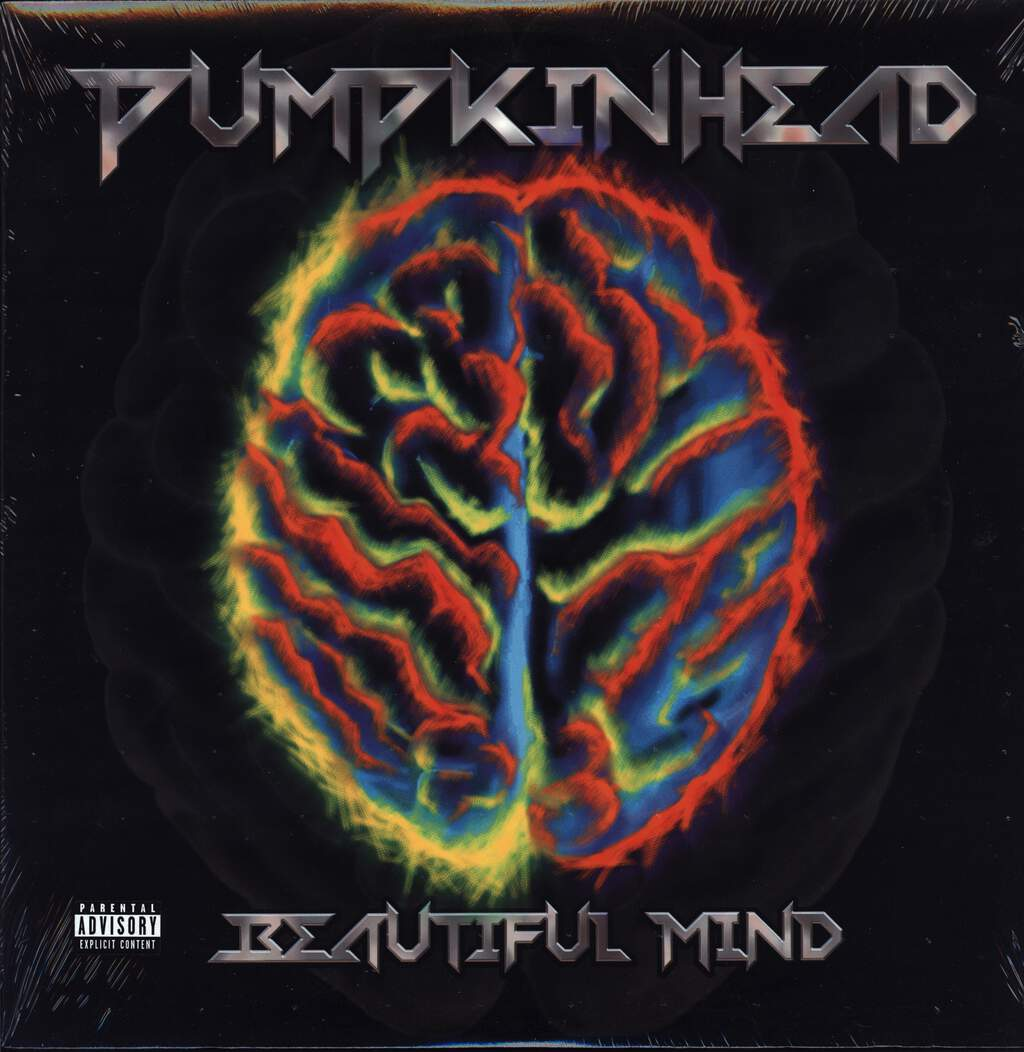 "Pumpkinhead: Beautiful Mind, 12"" Maxi Single (Vinyl)"