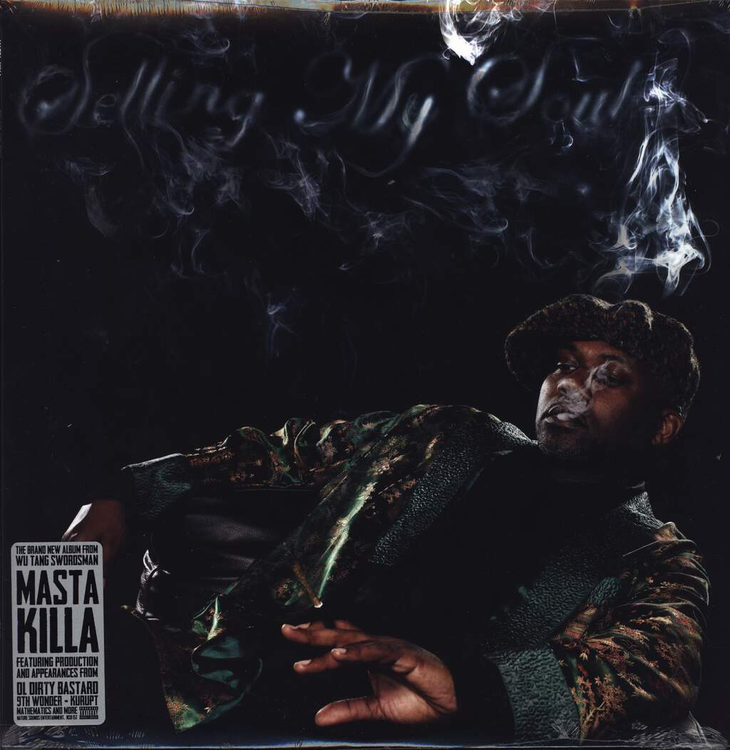 Masta Killa: Selling My Soul, LP (Vinyl)