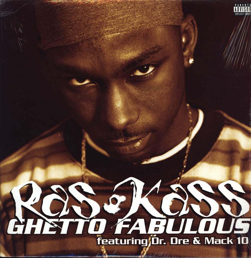 "Ras Kass: Ghetto Fabulous / H2O Proof, 12"" Maxi Single (Vinyl)"