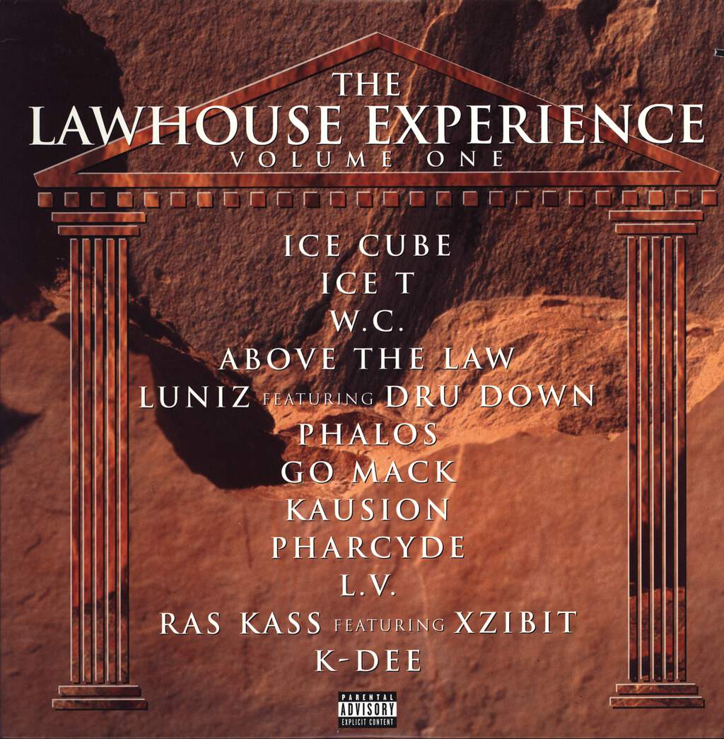 Various: The Lawhouse Experience, Volume One, LP (Vinyl)