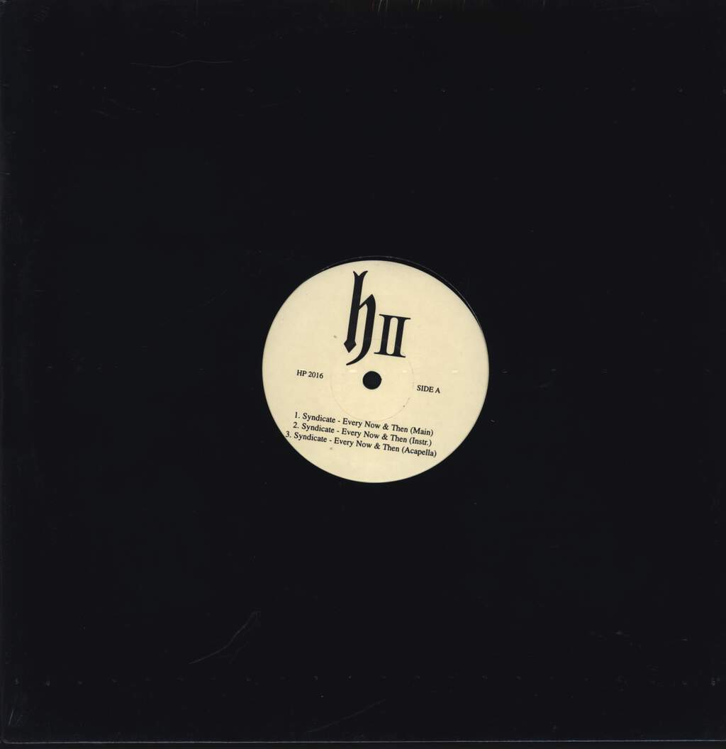 "DJ Honda: Every Now & Then / Hai !, 12"" Maxi Single (Vinyl)"