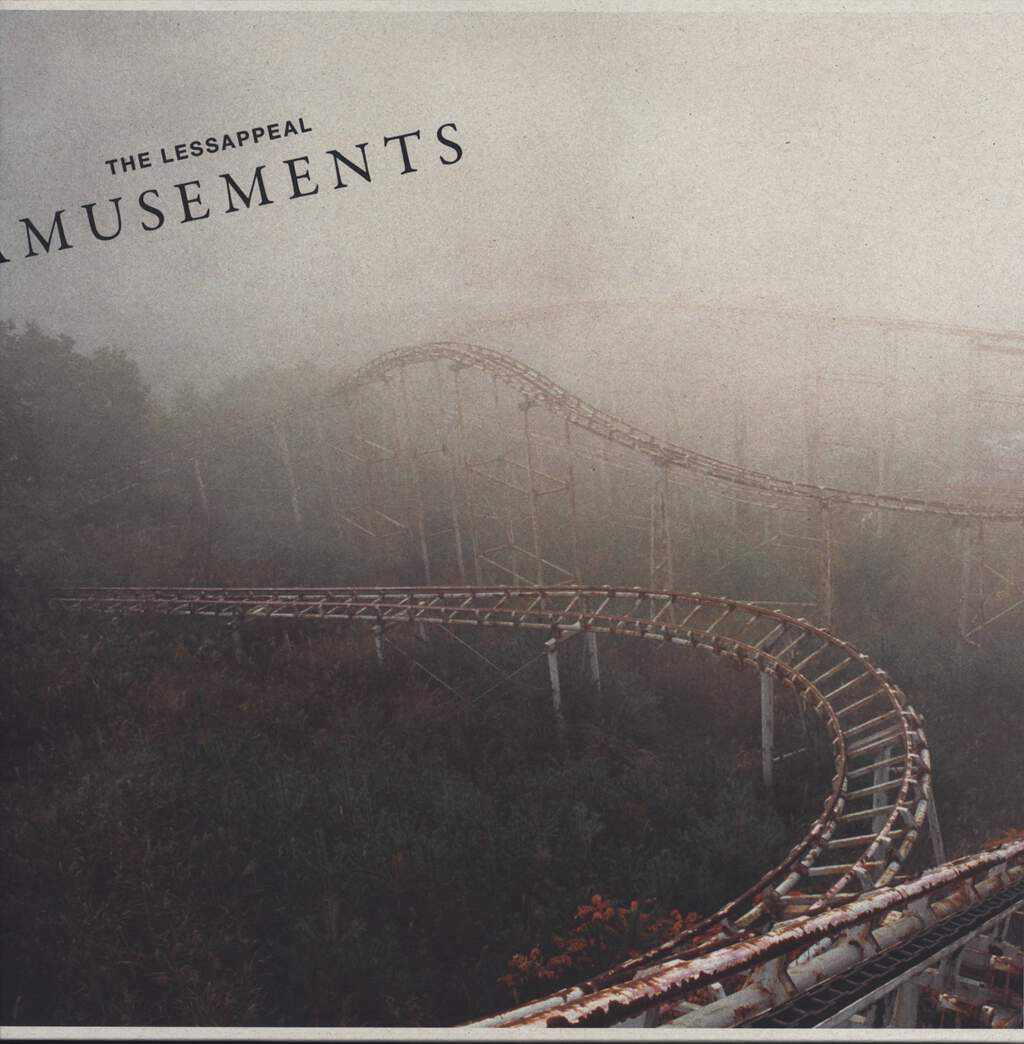 The Lessappeal: Amusements, LP (Vinyl)