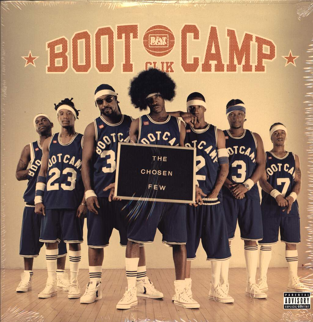 Boot Camp Clik: The Chosen Few, LP (Vinyl)