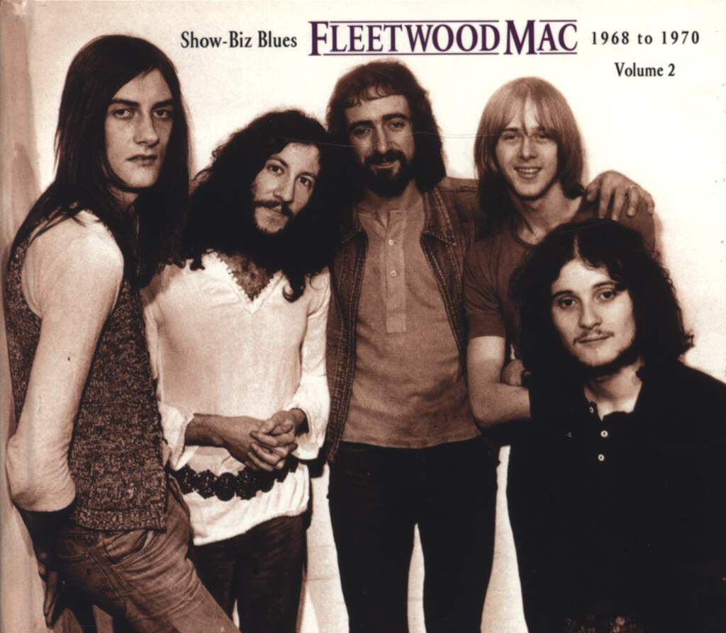 Fleetwood Mac: Showbiz Blues 1968-1970, CD
