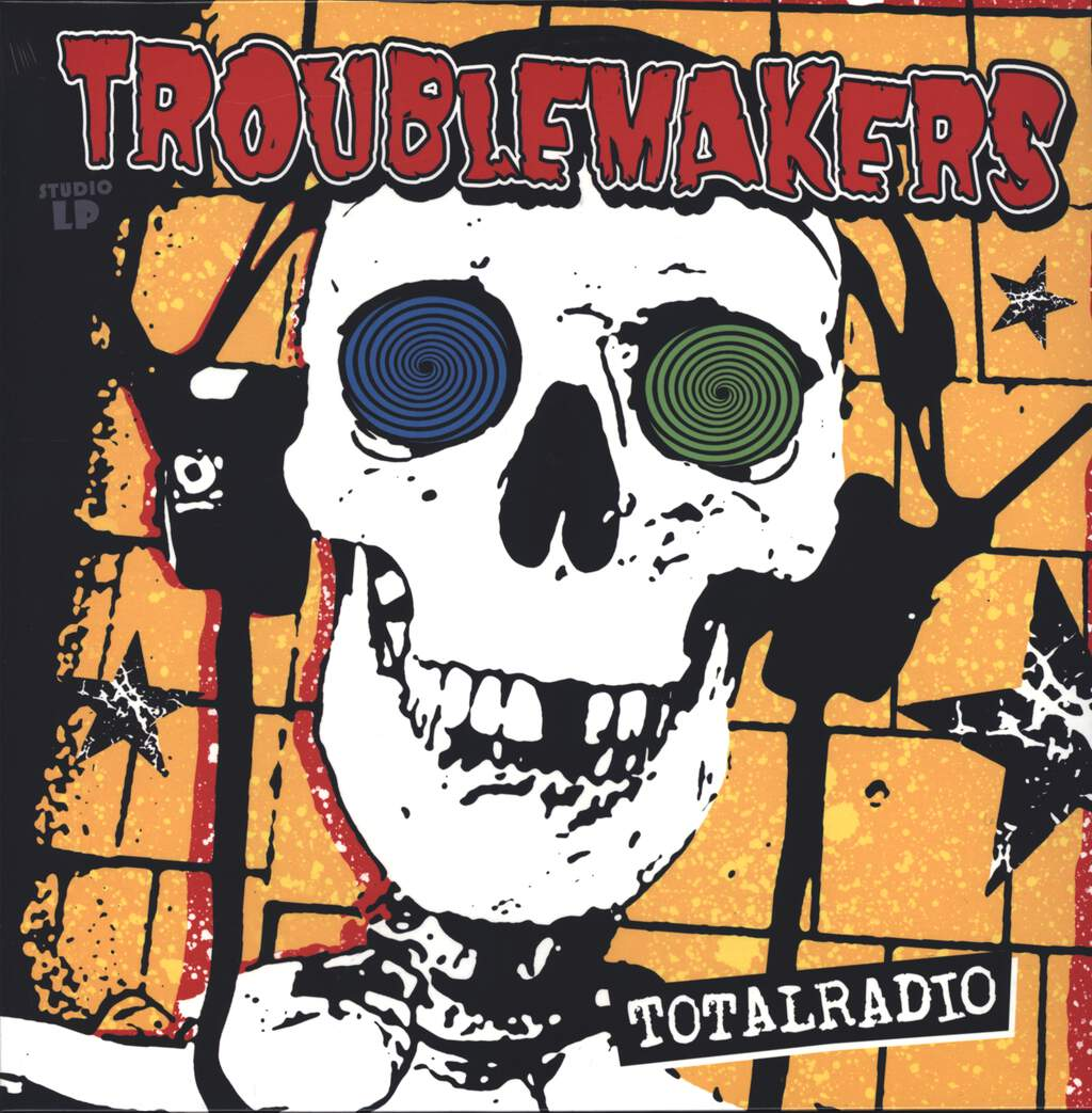 Troublemakers: Totalradio, LP (Vinyl)
