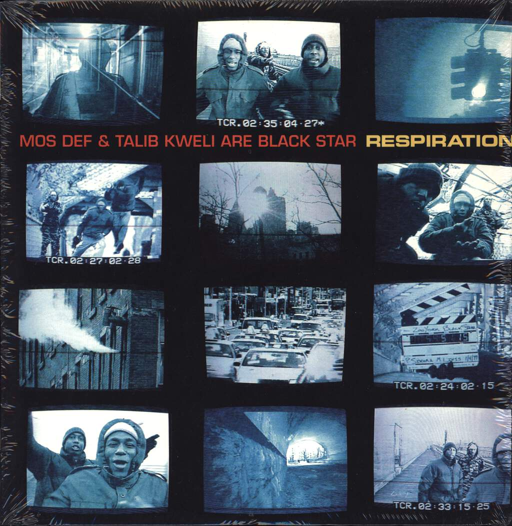 "Mos Def: Respiration, 12"" Maxi Single (Vinyl)"