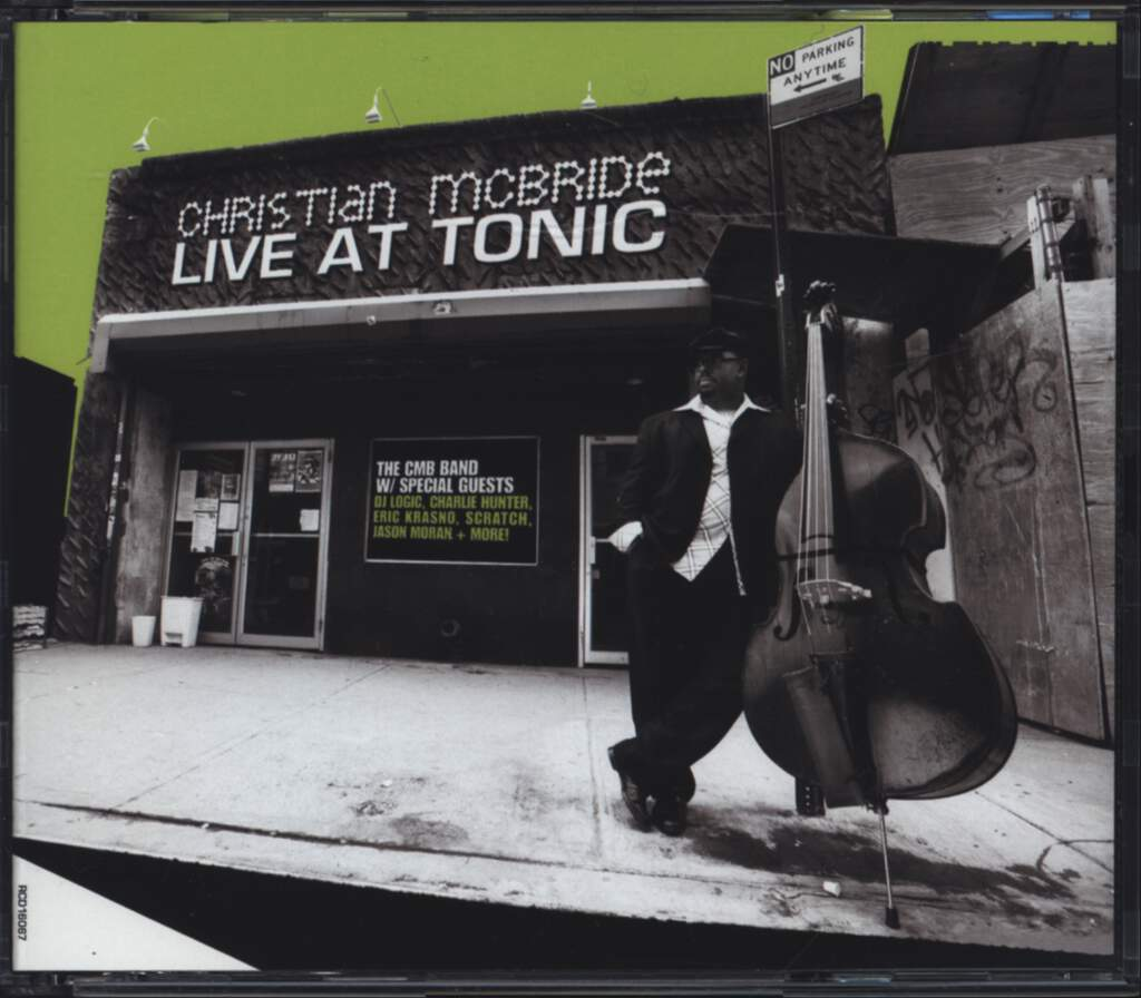Christian McBride: Live At Tonic, CD