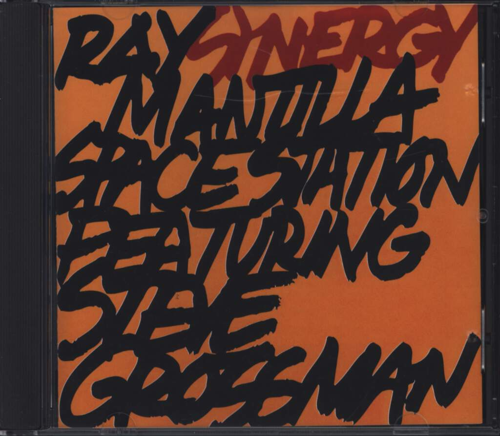 Ray Mantilla Space Station: Synergy, CD