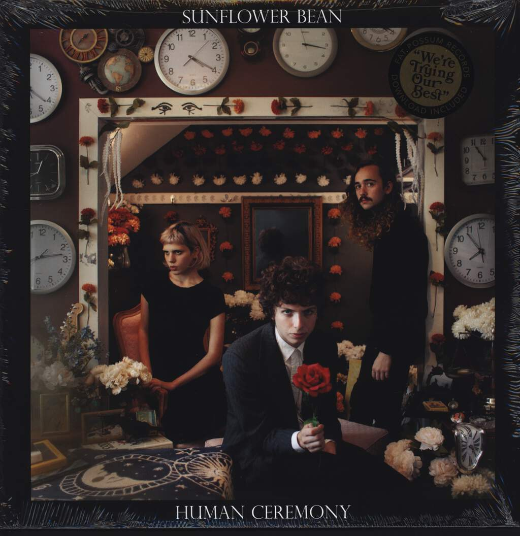 Sunflower Bean: Human Ceremony, LP (Vinyl)