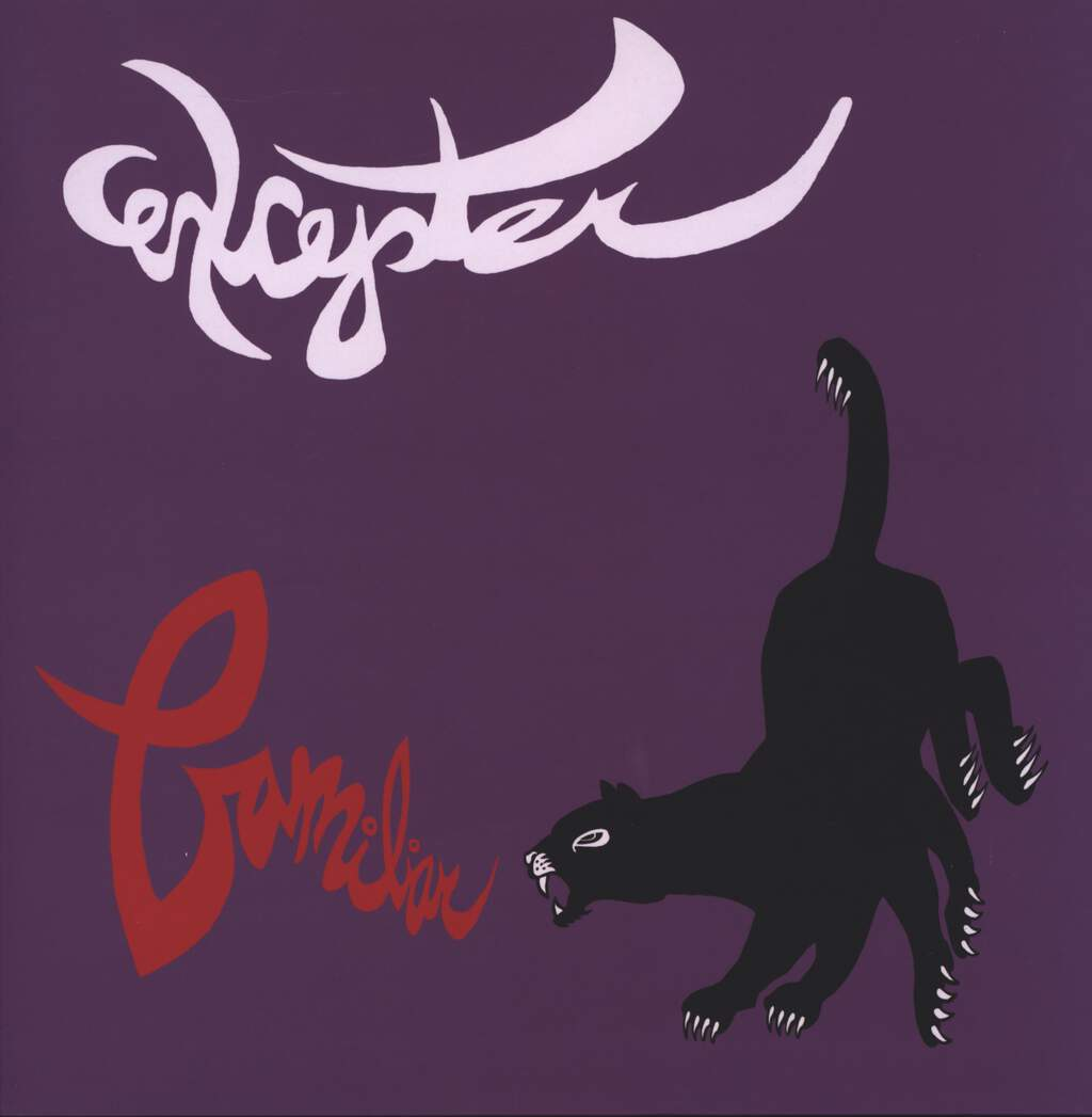 Excepter: Familiar, LP (Vinyl)