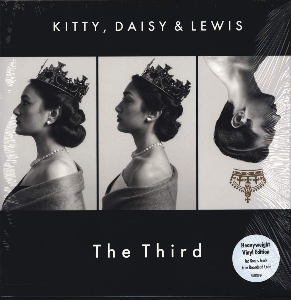 Kitty, Daisy & Lewis: The Third, LP (Vinyl)