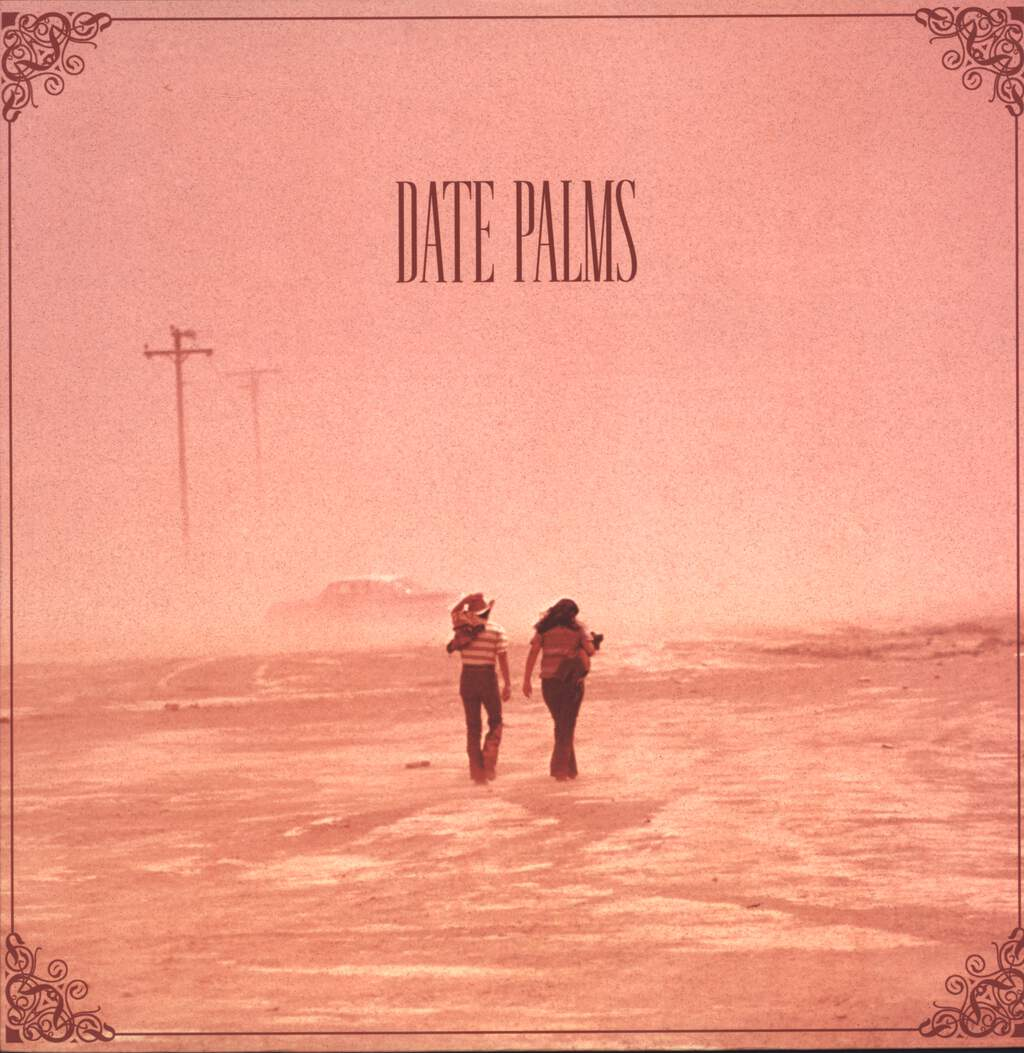 Date Palms: The Dusted Sessions, LP (Vinyl)