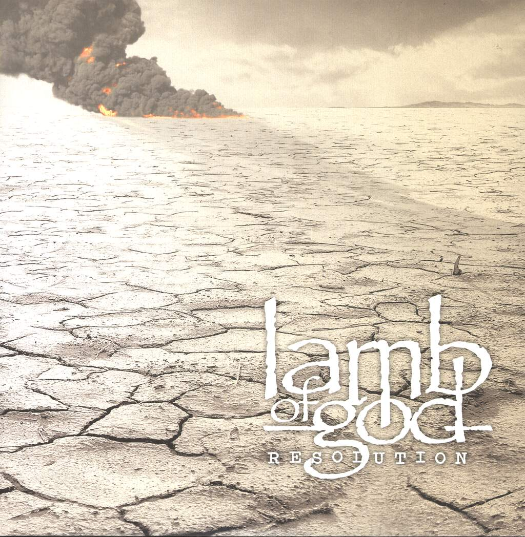 Lamb Of God: Resolution, LP (Vinyl)