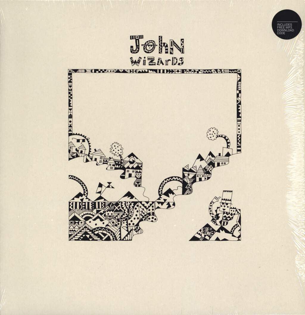 John Wizards: John Wizards, LP (Vinyl)