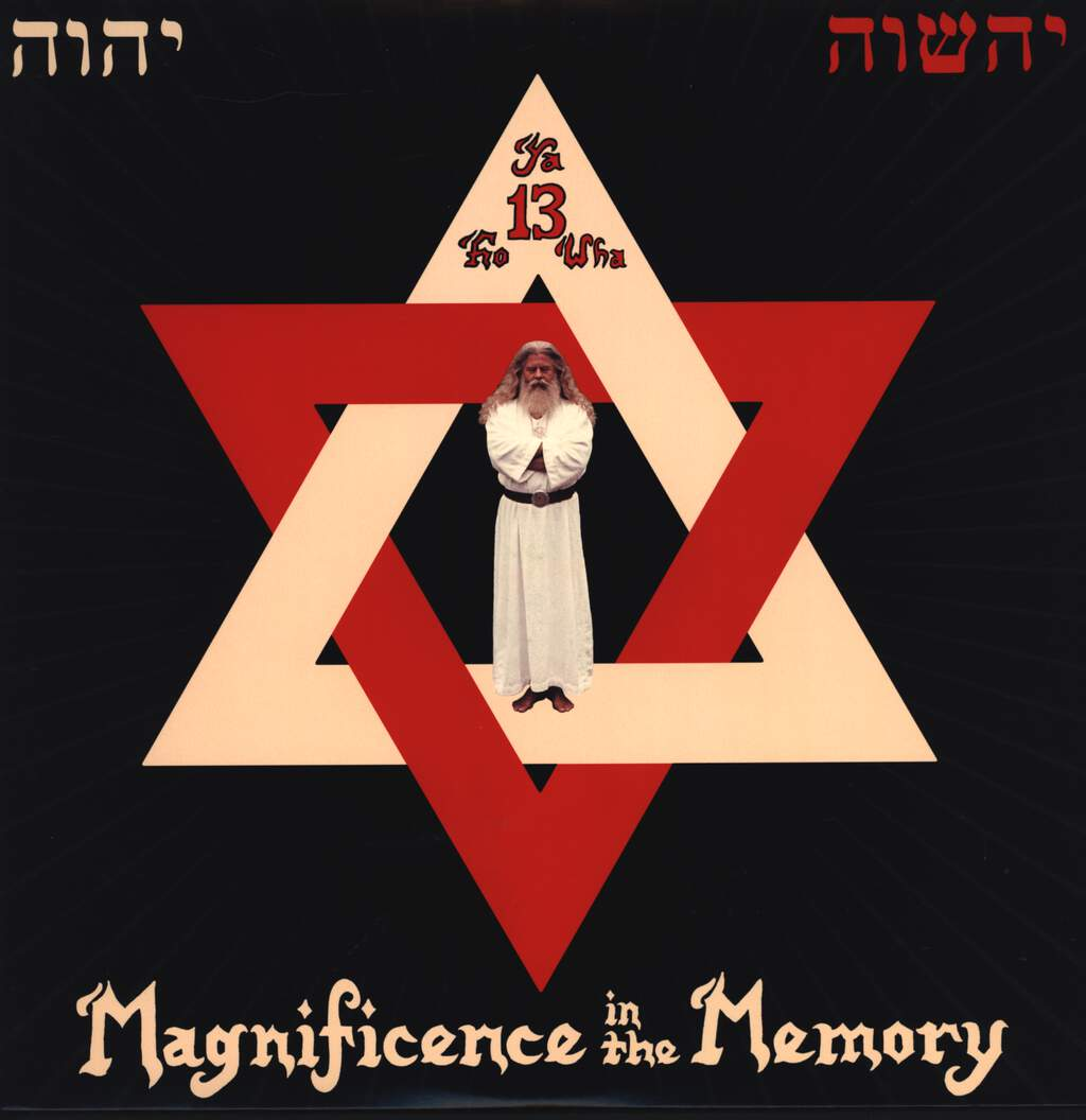 Ya Ho Wha 13: Magnificence In The Memory, LP (Vinyl)