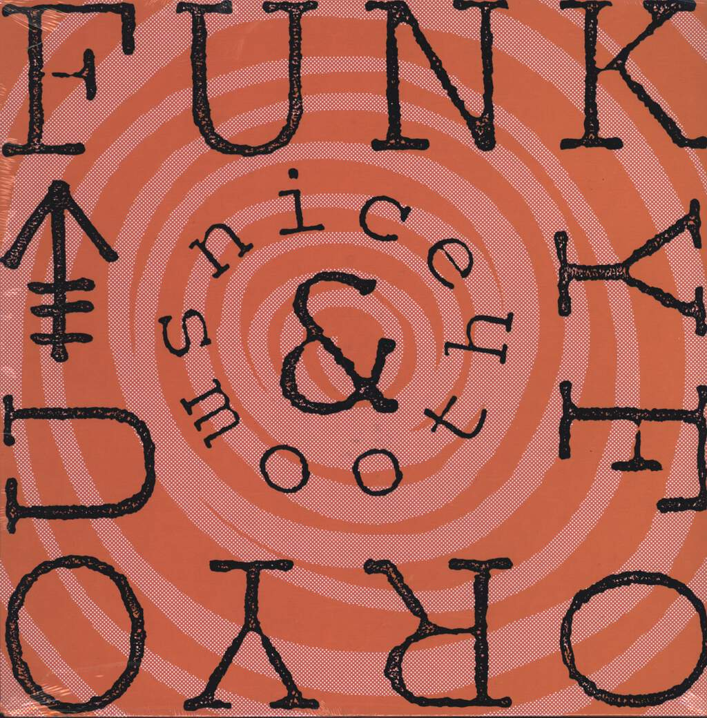 "Nice & Smooth: Funky For You, 12"" Maxi Single (Vinyl)"
