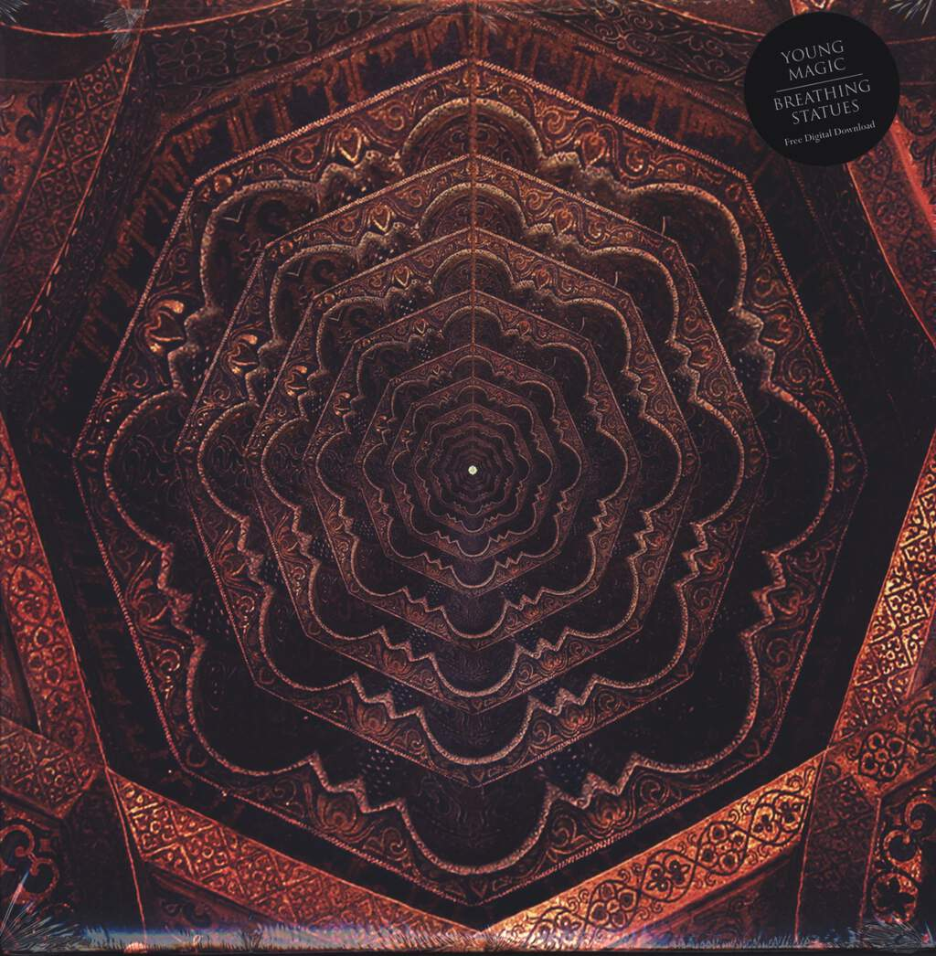 Young Magic: Breathing Statues, LP (Vinyl)