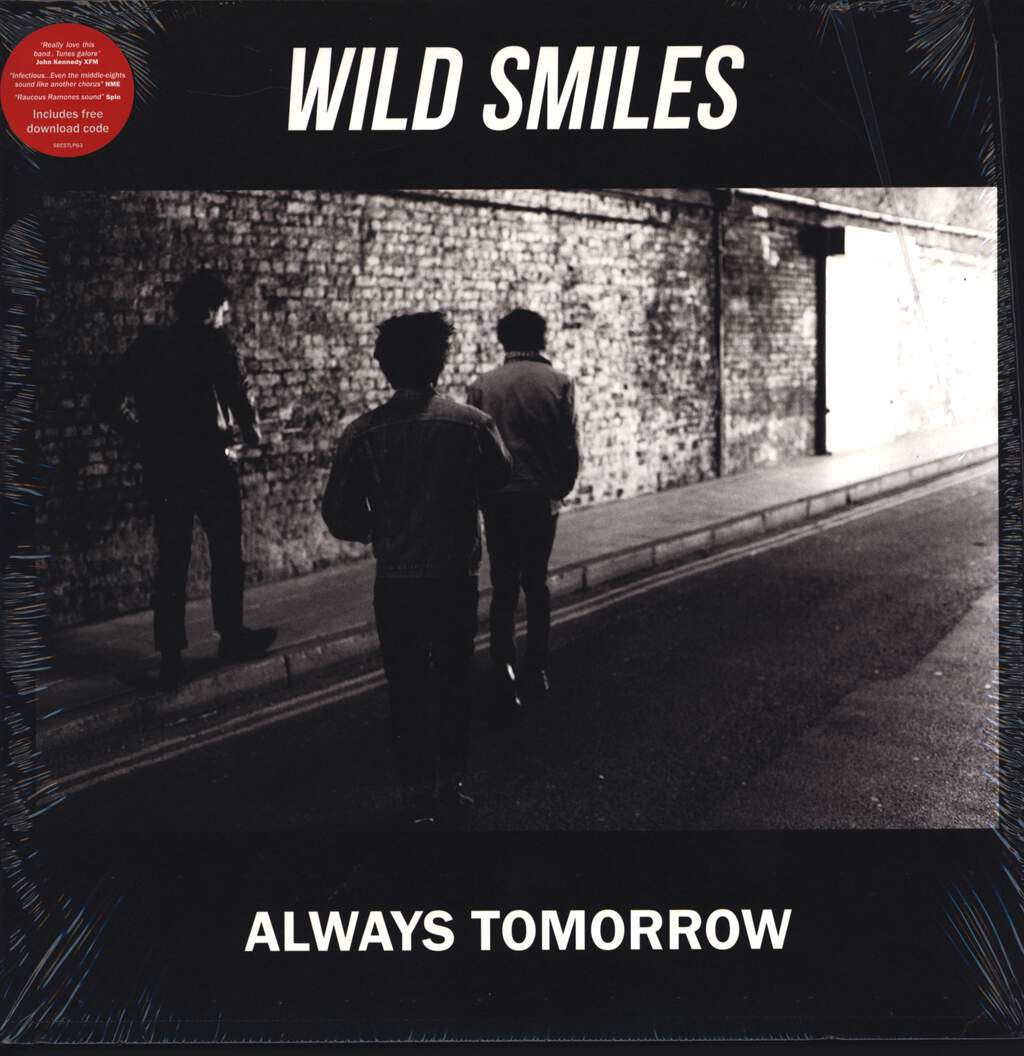 Wild Smiles: Always Tomorrow, LP (Vinyl)