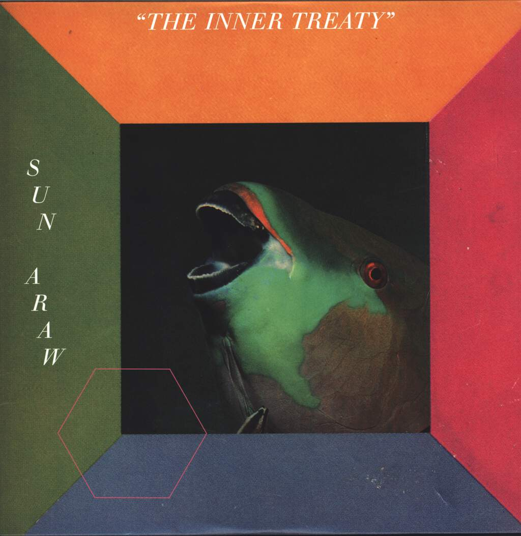 Sun Araw: The Inner Treaty, LP (Vinyl)
