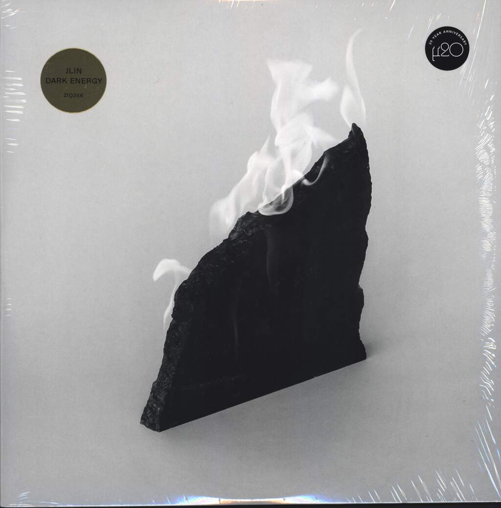 Jlin: Dark Energy, LP (Vinyl)
