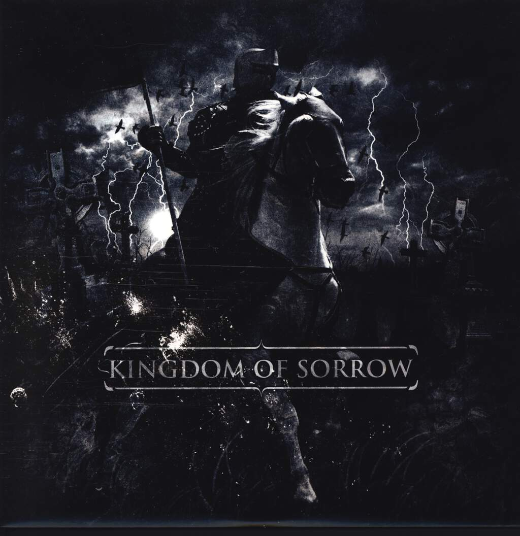 Kingdom Of Sorrow: Kingdom Of Sorrow, LP (Vinyl)